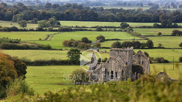 Castle Ruins in Ireland