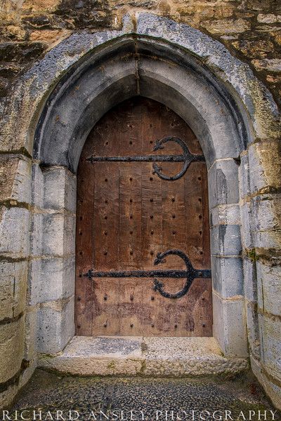 Castle Door-Ireland