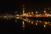 Kinsale at night