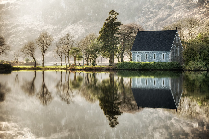 Oratory reflected