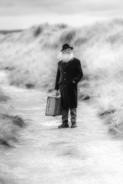 A Derry traveller in time