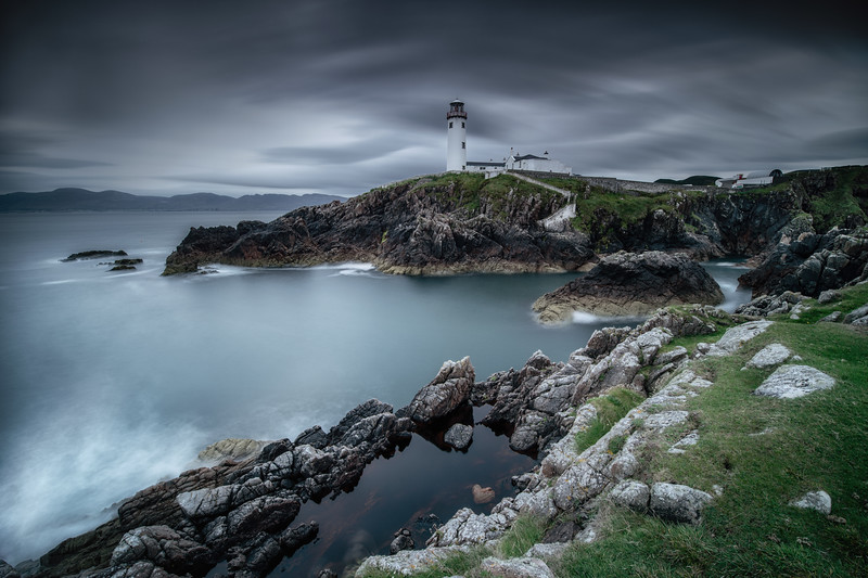 The lighthouse at Fanad