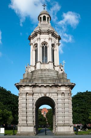 Campanile of Trinity College