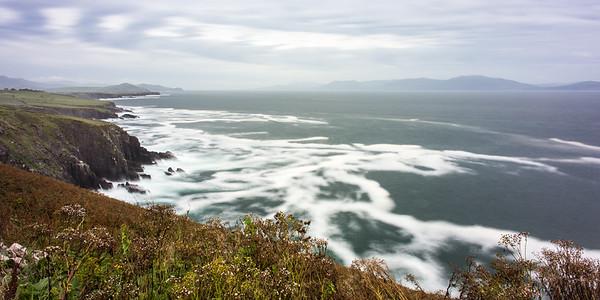 #Dingle bay cliffs
