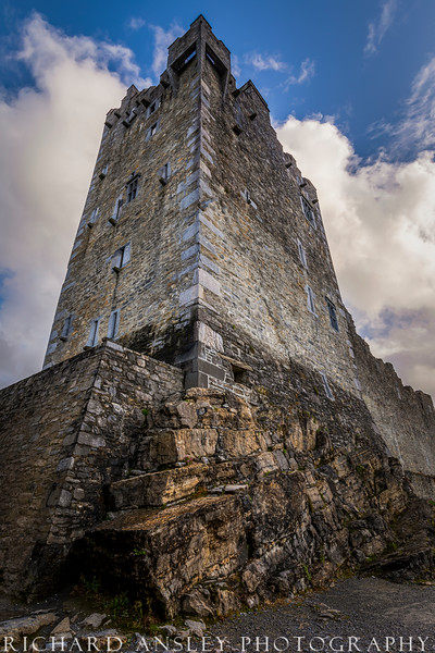 Castle Keep-Ross Castle, Ireland