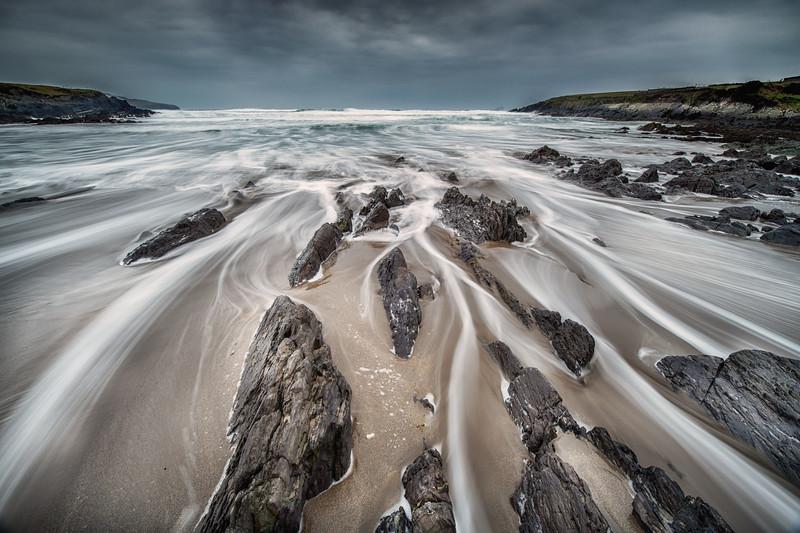 St Finian's rocks