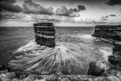 Dun Briste, Downpatrick Head, Mayo