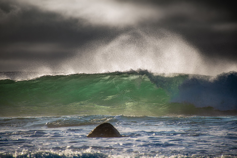 Donegal waves
