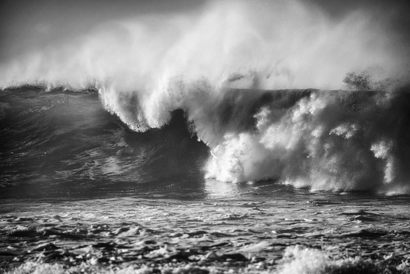 Foreland waves