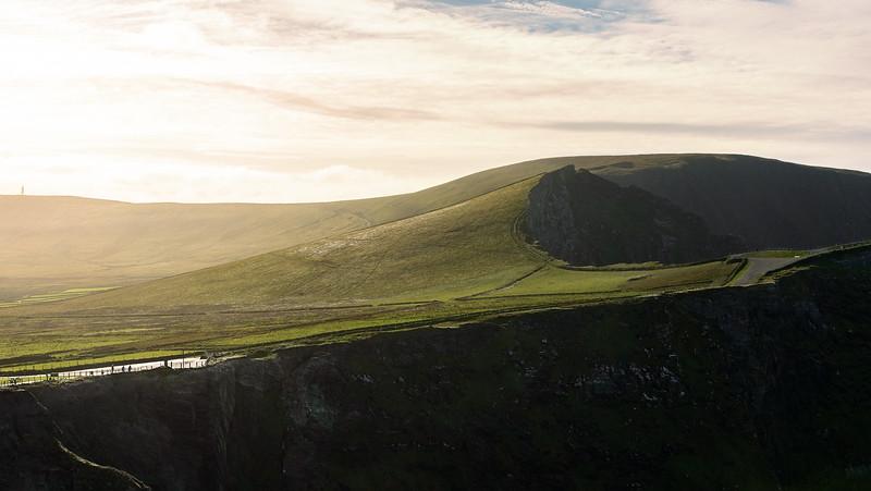 Kerry Cliffs - Hill