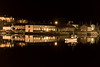 Kinsale - the harbour at night
