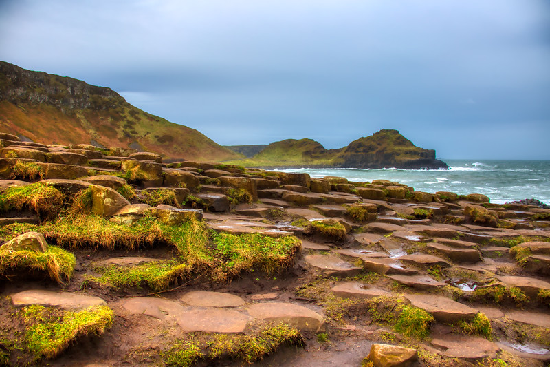 The Giant's Causeway - 018