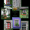 """Windows of Ireland"" collage - 16x20"