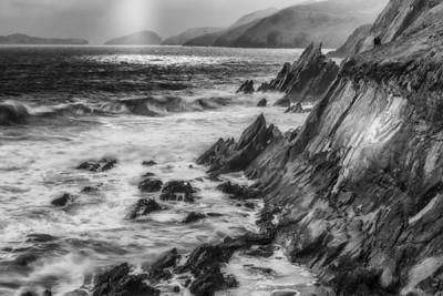 Coumenole rocks, Dingle, Kerry