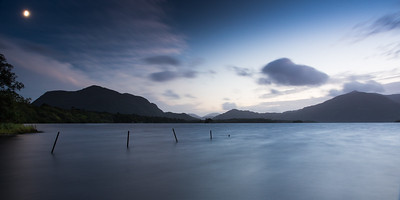 Lough Leane and the Macgillycuddy Reeks