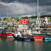 """Stormy Harbor"" - Dingle, Ireland"