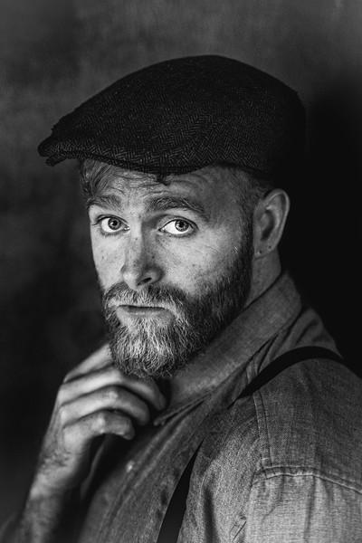 JohnnyF, an Irishman