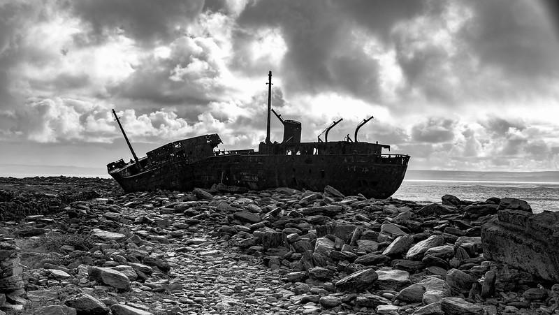 MV Plassy Shipwreck