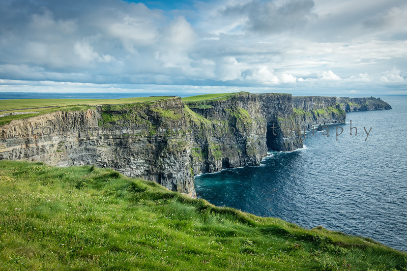 "$145 - ""After The Rain"" , Cliffs of Moher , Ireland"