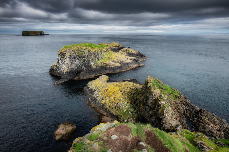 Colours of Carrick a Rede