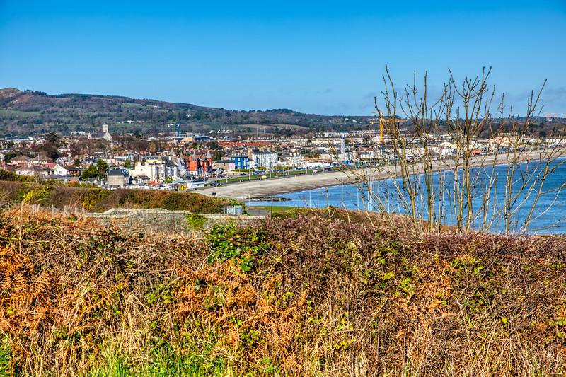 Bray Coastal Town 001