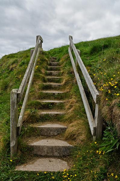 """Stairway to Heaven"" - near Ardmore, Ireland"