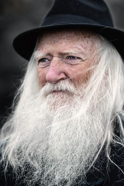 The Derry man