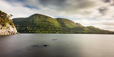 #Muckross Lake and #TorcMountain, #Kerry