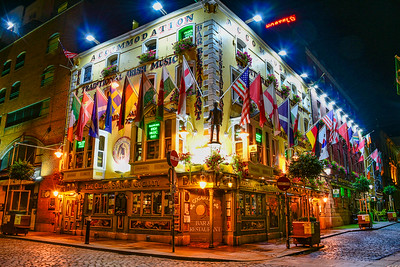 The Oliver St. John Gogarty Pub