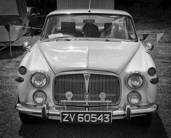 Mosney Vintage Car Show