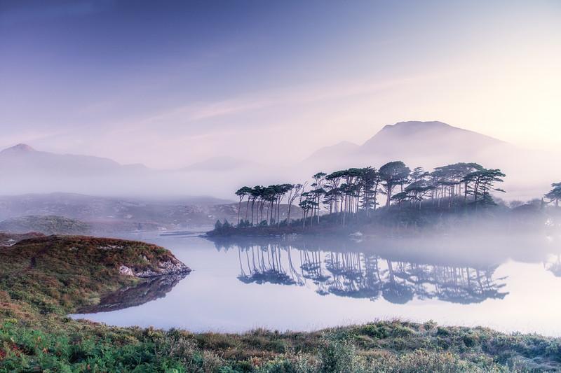 Dawn at Derryclare