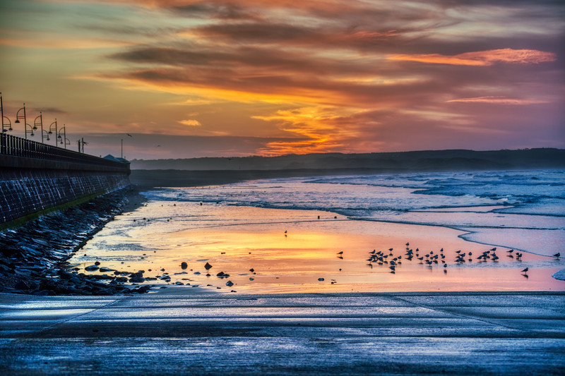 Tramore Beach - Sunrise