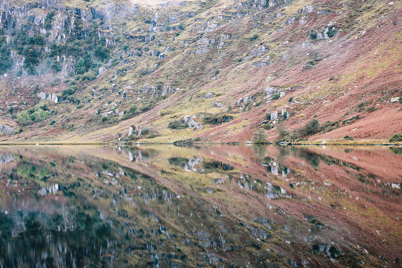 Reflections at Gouganebarra lake