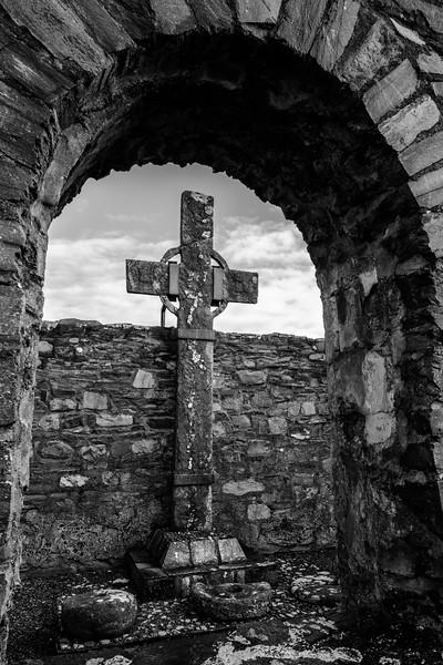 The cross at Ray