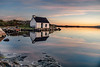 Fishermans cottage at Screebe