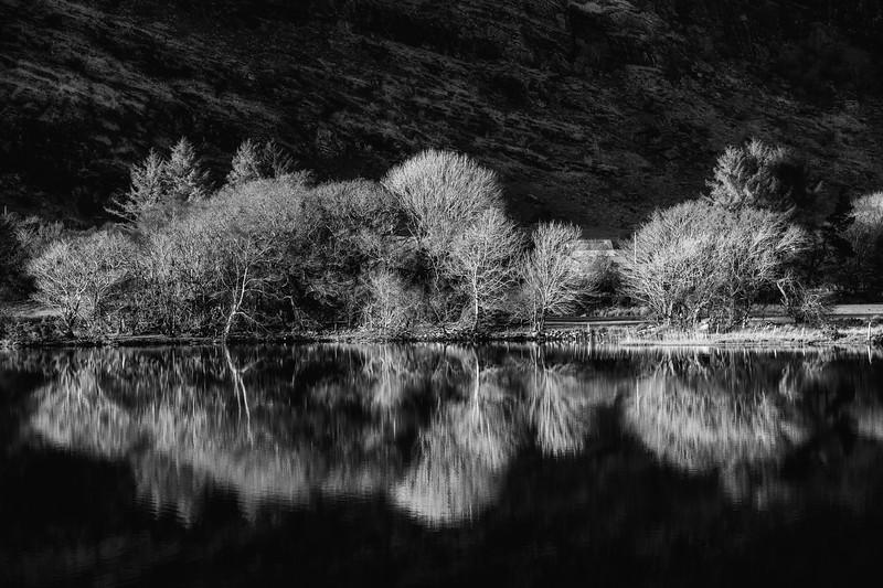 Winter reflections gouganebarra