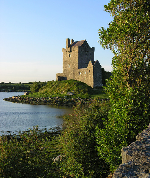 Dunguaire Castle, Kinvarra, Ireland (2005)