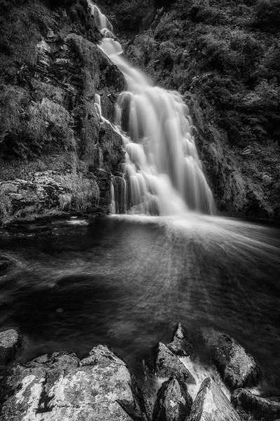 Assaranca falls