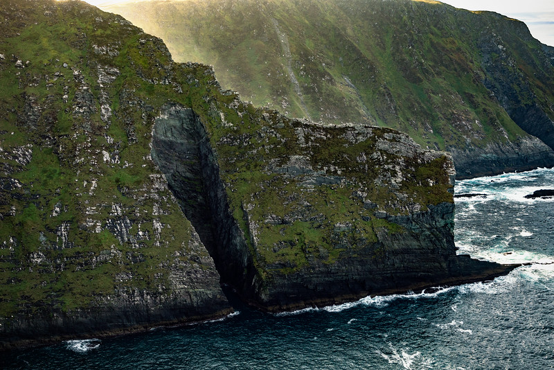 Kerry Cliffs - Formation