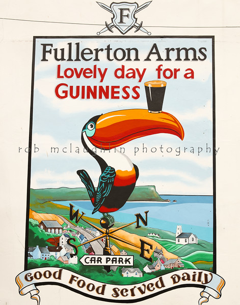 Fullerton Arms , Ballintoy , Northern Ireland