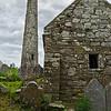 Saint Declan's resting place, Ardmore, Ireland
