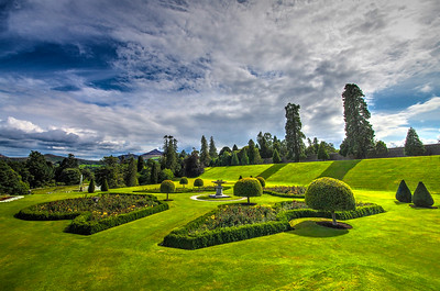 Powerscourt Estate, Wicklow Ireland