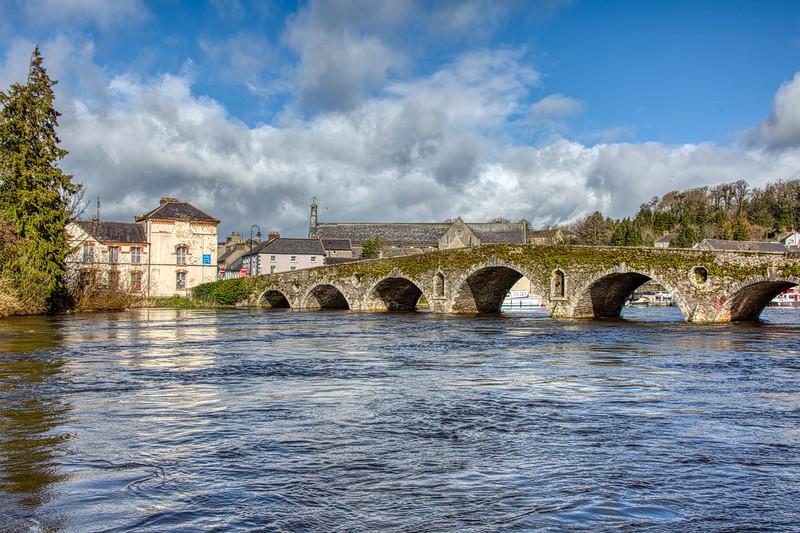 Graiguenamanagh Bridge