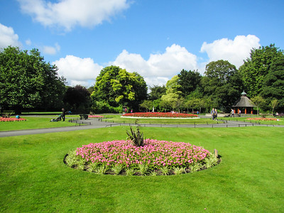 Saint Stephens Green