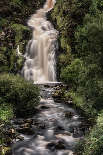 Falls and flow, Assaranca