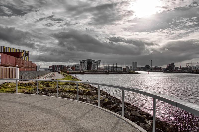 Titanic Precinct - Belfast