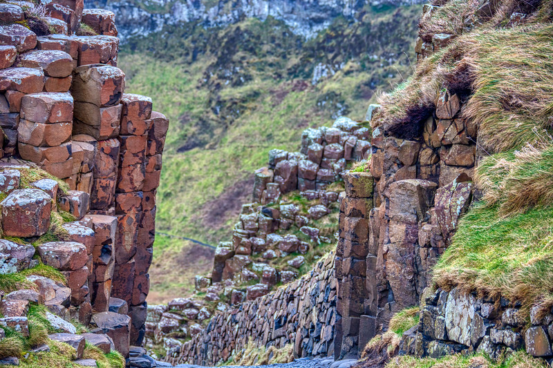 The Giant's Causeway - 024