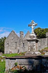 Muckross Abbey Graveyard
