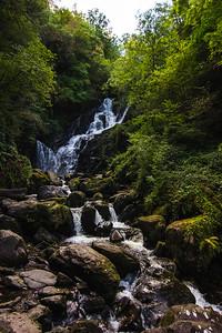 Torc Waterfall in Killarney National Park