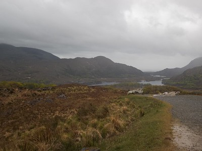 Ladies View along the Ring of Kerry
